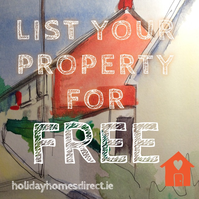 List your Property for free on Holiday Homes Direct