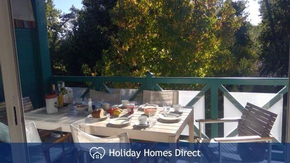 Balcony Terrasse Dining
