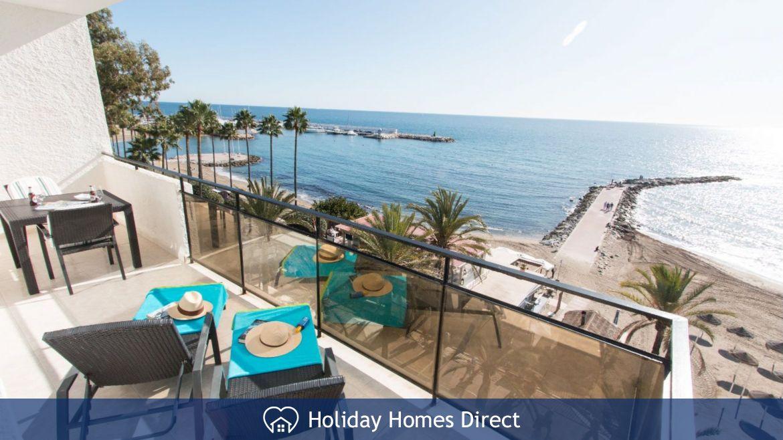 Skol Apartments, Marbella, Costa del Sol, Spain, holiday ...