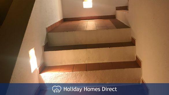 Steps to main door