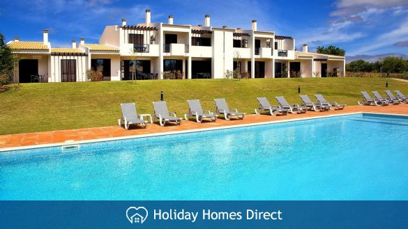 Alto Fairways Alvor 2 bedroom air conditioned apartments