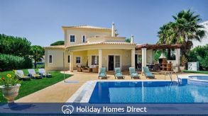 Villa Golfe With Private Pool, Vila Sol, Vilamoura