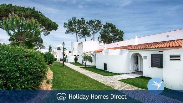 Villa Lilly villa front entrance on the Algarve