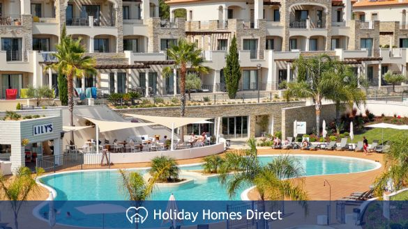 Pine Hills, Vilamoura. Stunning 1,2 and 3 bedroom apartments