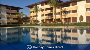 Winter Promotion Vilamoura Luxury Monte Laguna (Nov & Dec) 2 bed apartment in gated community next to golf
