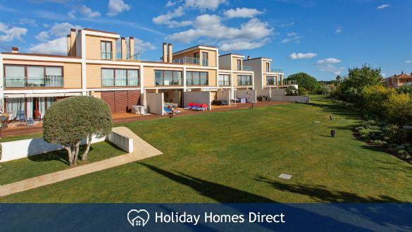 outdoor view  in Casa Kerr on the Algarve