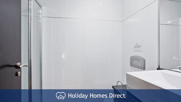Bathroom in Casa Kerr on the Algarve