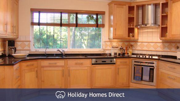 Kitchen in 15-monte-golf Holiday rental