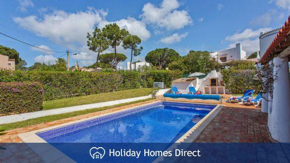 Villa Bella private swimming pool