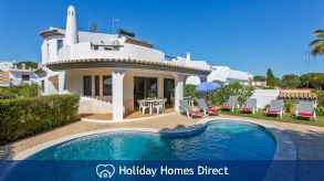 Casa Azul V3 Vilamoura– Private Villa With Pool