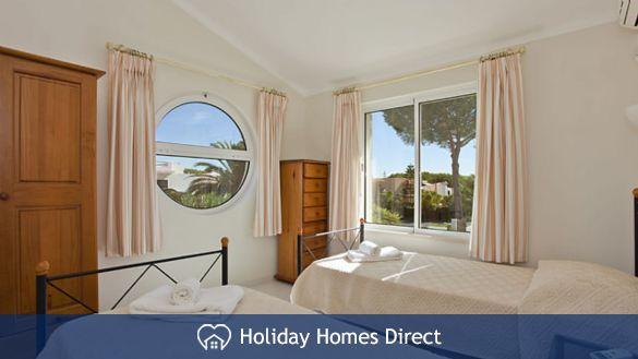 Villa Lima spare bedroom in Portugal