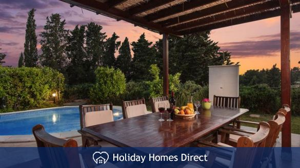 Villa Liza, Hvar – 3 bedroom villa with pool