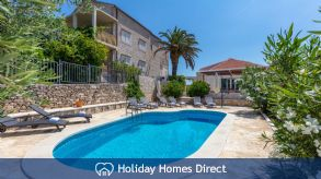 Villa Mir Vami, Sumartin, Brac Island – 4 bedroom villa with pool