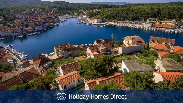 Holiday House Ida, Milna, Brac Island – 3 bedroom house