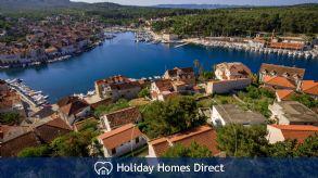 Holiday House Ida, Milna, Brac Island – 3 bedroom house