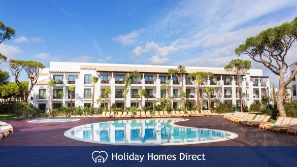 Pine Cliffs Gardens – 1,2 and 3 bedroom luxury suites – Olhos De Agua Albufeira