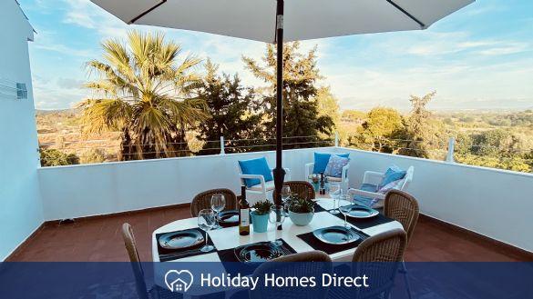 Balcony 2-Sun Deck, Panoramic views of Vilamoura