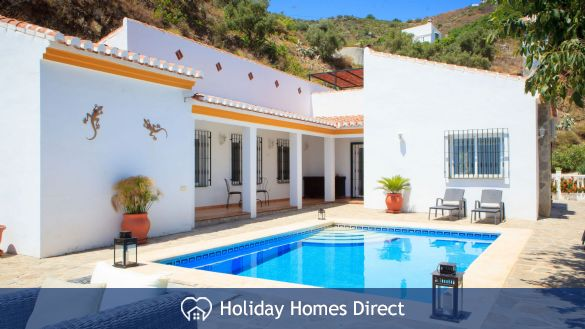 Holiday House Villa Rosa Blanca