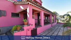 Holiday House Finca Madroñal with Pool 14p
