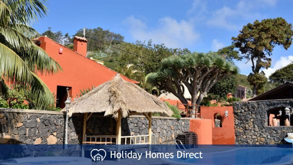 Holiday House Luxusfinca auf Teneriffa