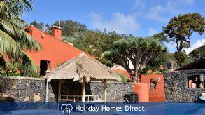 Holiday House Luxusfinca auf Teneriffa
