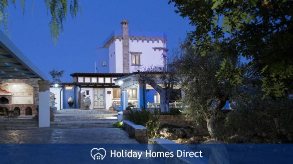 Holiday House Tower villa