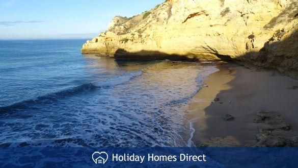 Breathtaking coast,