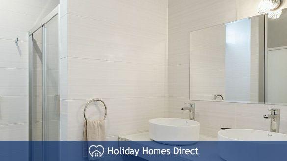 Bathroom in casa Bernadette in Lanzarote