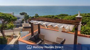 Vale Do Lobo Luxury Villa With Sea Views, Near Beach, Golf, Tennis, Praça, Portugal