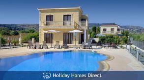 Villa Agios Ilias 1 & 2