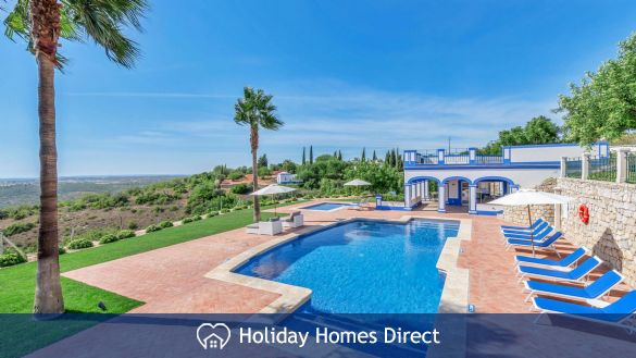 Casa Do Alme, Boliqueime – 5/6 bedroom luxury villa with pool