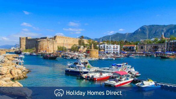 Historic Kyrenia Harbour...