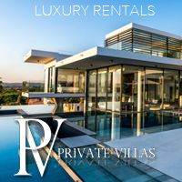 Private Villas with pools