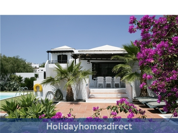 Villa Marcos with Private Pool, Puerto del Carmen, Lanzarote