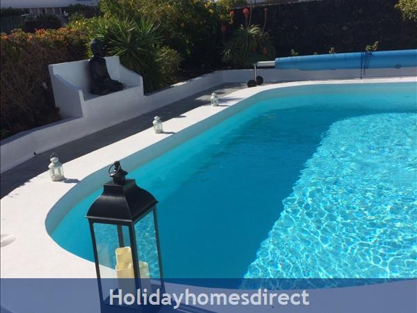 Villa Saoirse - Puerto Del Carmen: Pool