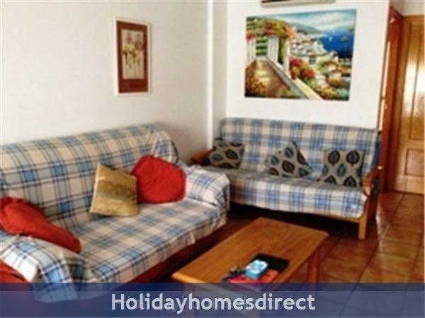 20 Aldeas De Aquamarina Iii, Costa Blanca: Lounge/Dining room