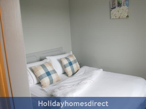 Pebble Beach, Sligo: Bedroom