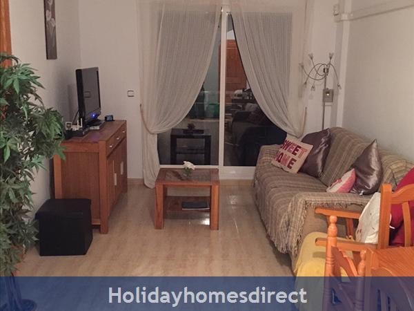 Vistamar Apartment  2a , Bloque 2, Costa Blanca: Lounge