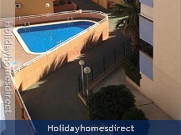 Vistamar Apartment  2a , Bloque 2, Costa Blanca: Beautiful view