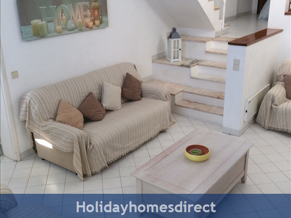 Windmill Hill, Albufeira, Algarve, Portugal: lounge/living room