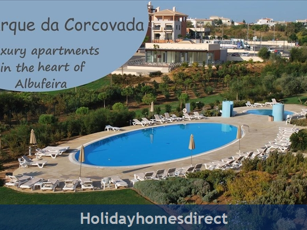 Luxury 2 Bedroom Apartment, Algarve