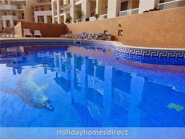 Pool facade