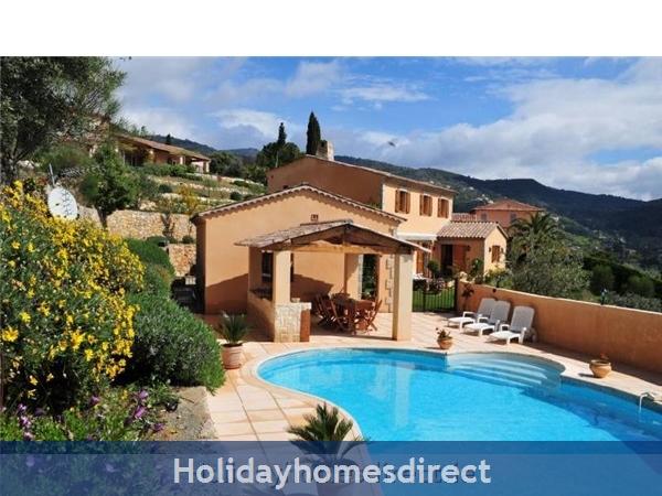 Mas St. Joseph, Provence Villa Rental