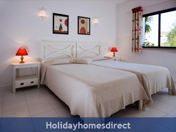 Casa Orla, Monte Dourado, Carvoeiro: Second bedroom