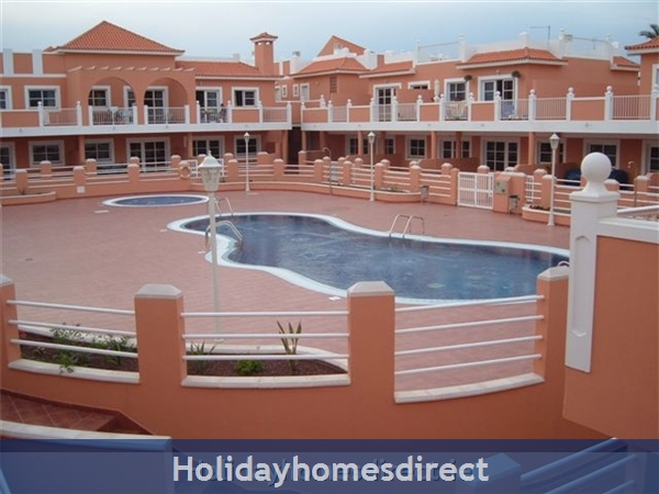 Esmerelda, Fuerteventura Holiday Rental Apartment, Canary Islands
