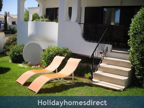 5* Alto Country & Golf Club, Algarve: Garden