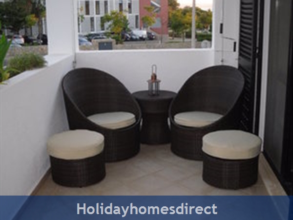 5* Alto Country & Golf Club, Algarve: Terrace