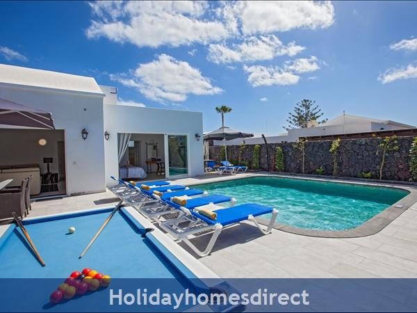 Villa Cristal Ref 10939 Pool Area