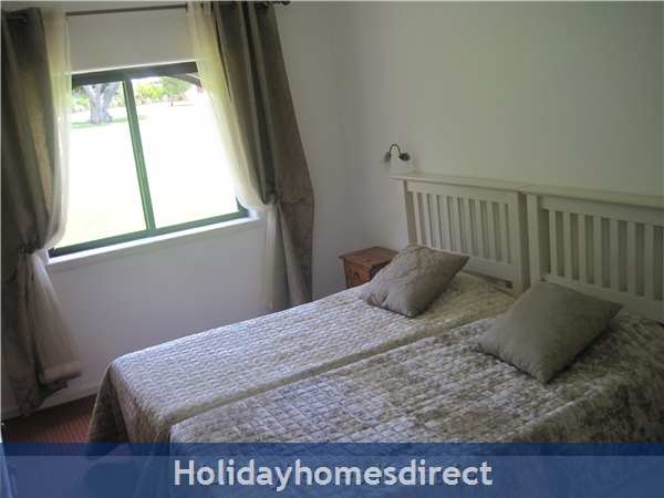 Alvor Apartment, Alto Golf & Country Club: Bedroom 1