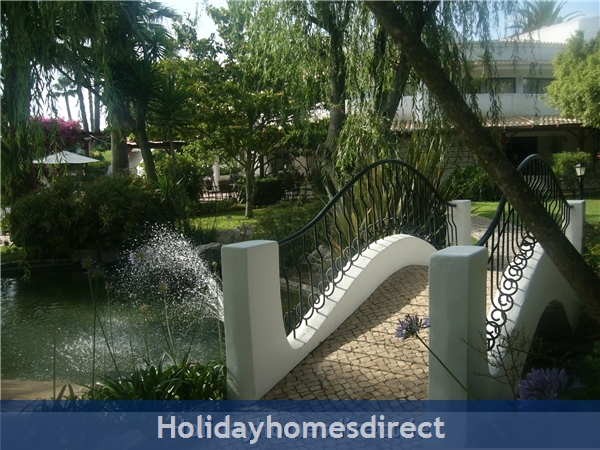 Alvor Apartment, Alto Golf & Country Club: Water Garden Alto Country Club